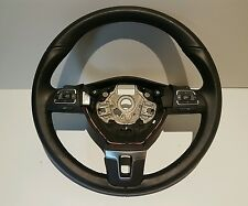 VW Golf Mk5 Mk6 Gti Gtd Scirocco Jetta Caddy DSG Passat Steering Wheel i