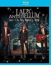 LADY ANTEBELLUM - ON THIS WINTER'S NIGHT: LIVE (BONUS FEATURES) - BLU-RAY New