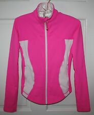 Womens Lululemon Pink / White Shape Jacket Size 4