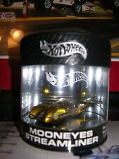 2003 Hot Wheels Oil Can Mooneyes Streamliner Racing Series 1 of 4