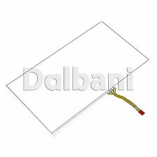 "7.4"" DIY Digitizer Resistive Touch Screen Panel .98mm x 99mm x 162mm 4 Pin"