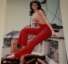 RAQUEL WELCH /  LOVELY  8 X 10  COLOR  PHOTO