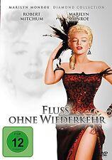 DVD FLUSS OHNE WIEDERKEHR # Marilyn Monroe, Robert Mitchum ++NEU