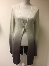 M&S Autograph Women Cardigan Long Size 10 (8)
