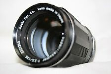 Excellent+++!  Asahi Pentax Super Takumar 135mm F3.5 Lens from Japan!