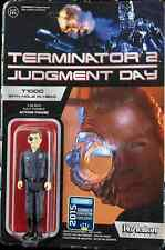 "Terminator 2 - T-1000 with Hole in Head ReAction 3.75"" Action Figure (2015 Summe"