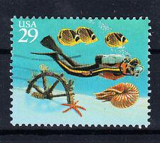 USA Briefmarken 1994 Wunder des Meeres Mi.Nr.2502