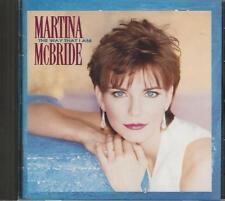 Music CD Martina McBride The Way That I Am