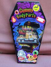 Hot Wheels CUSTOM KENWORTH W900 in Halloween Candy Box!!!