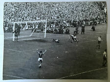 photo press football   World Cup  1958  Finale  Brazil- Suede         291