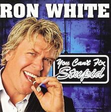 RON WHITE - YOU CAN'T FIX STUPID (CD) comedy SEALED edited BRAND NEW