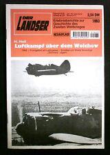 Der Landser Nr: 1963  Luftkampf über dem Wolchow