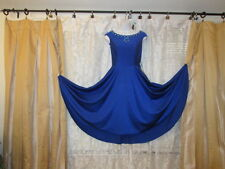NWT Competition Ball Room Dance Dress-performance-Full Swing-Bodice Support Sm