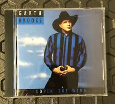Garth Brooks ‎– Ropin' The Wind CD 1991 Liberty Records - Country Rock