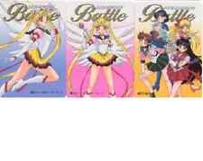 Sailor Moon Team Battle Private Collection Stars Bandai Collector Card