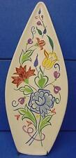 "POOLE POTTERY BN PATTERN SHAPE 82 17""  LONG SPEAR DISH"