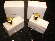 PRADA L'EAU AMBREE LADIES BOXED BODY LOTION x 2 FREEPOST CHRISTMAS GIFT ?