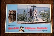 INSPECTOR CLOUSEAU 1968 LOBBY CARD #4  ALAN ARKIN