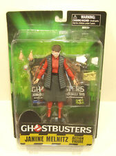 Ghostbusters JANINE MELNITZ Action Figure SEALED New Diamond Select 2016 Wave 2