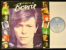 David Bowie FRENCH K-Tel 81,001 The Best Of Bowie