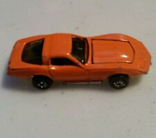 "Vintage 1979 Kidco Chevrolet Corvette 2.75"" Orange"