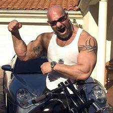 Like Bill Goldberg Arm Tattoo Sticker Temporary Tattoos Paper for Men Fake Tatoo