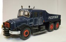 CORGI HEAVY HAULAGE SCAMMELL CONTRACTOR PICKFORDS SMV 277F