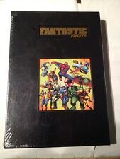 marvel fantastic firsts 1990's/2000's hardcover book