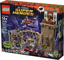 Lego Batman™ Classic TV Series – Batcave 76052 - No Minifigs QUICK SALE