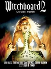 Witchboard 2: The Devil's Doorway (2013, DVD NIEUW)