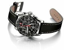 SALE *BRAND NEW* Victorinox Men's Chronograph Leather Watch 241444 WITH BOX/TAG