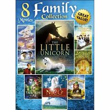 8 movie DVD set (The Neverending Story 3: Escape From Fantasia) Never Ending III