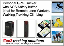 Sicurezza GPS MINI TRACKER UK fornitura per uso personale sicurezza Smart Phone Monitor