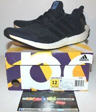 Adidas Ultra Boost M 1.0 Navy Blue White S77415 Sneakers Men's Size 12 Used