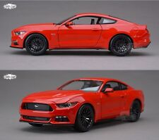 Maisto 1:24th Need For Speed 2015 Ford Mustang GT Diecast Alloy Model Race Car