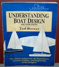 VINTAGE UNDERSTANDING BOAT DESIGN 4TH EDITION BY TED BREWER 106