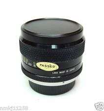 YASHICA CAMERA LENS 1:2.8 F=28mm/55 Ø YUS EXCELLENT CONDITION MADE IN JAPAN