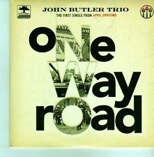 (CX905) John Butler Trio, One Way Road - 2009 DJ CD