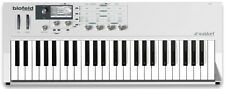 Waldorf Blofeld Analogue Modeling Keyboard Synth (White)