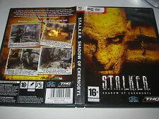 PC DVD-ROM STALKER SHADOW OF CHERNOBYL