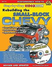 Rebuilding the Small-Block Chevy, Larry Atherton
