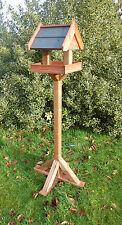 Ardoise toit bird table/feeder (taille standard) *** deluxe style ***