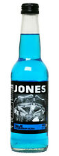 Jones Blue Bubblegum Soda (330ml)