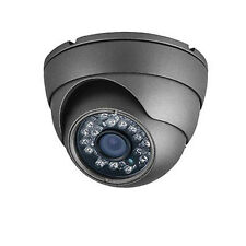 1300TVL indoor/Outdoor Vandalproof metal house Wide Angle Lens Security Camera