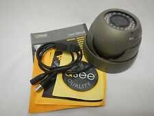 Q-See QD6002D Elite Dome Color Camera with 600TVL 100ft of Night Vision(26993)