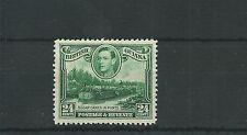 British Guiana 1938 24c Green WMK Upright SG312, fine mtd mint