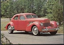 Road Transport Postcard - 1937 Cord Beverley Sedan Motor Car   F871