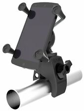 RAM Tough-Claw Handlebar Mount with X-Grip Holder - Fits iPhone 4, 4S, 5, 5S, 6