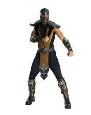 Mortal Kombat - Scorpion Adult Costume