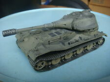 PzKpfw VK 72.01 (K) 1/72 resin model tank  (Tier 10 World of Tanks)